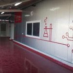 unidress - clean room installation and upgrade systems