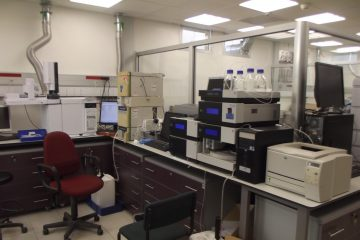 Makhteshim factory Beersheba – Structure Laboratory